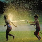 Kids Playing with Hose WeightWise