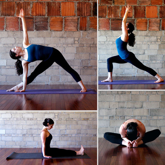 Free Weight Loss Yoga For Beginners: Confessions From The Exercise Queen Part 4, Stretching