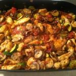 italian chicken skillet2