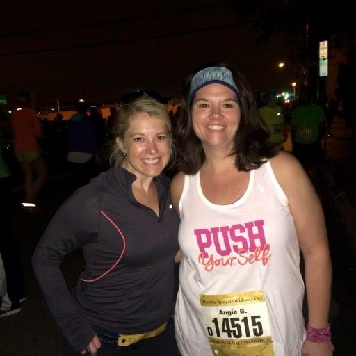2015 OKC Half Maraton