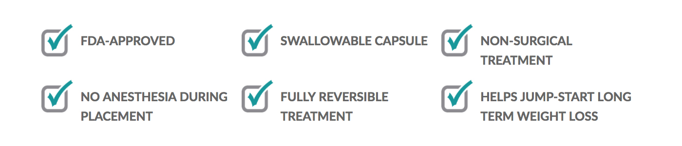 A Checklist of the Benefits of Gastric Balloon Procedure