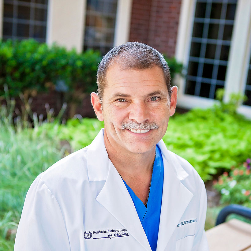 Dr. Toby Broussard