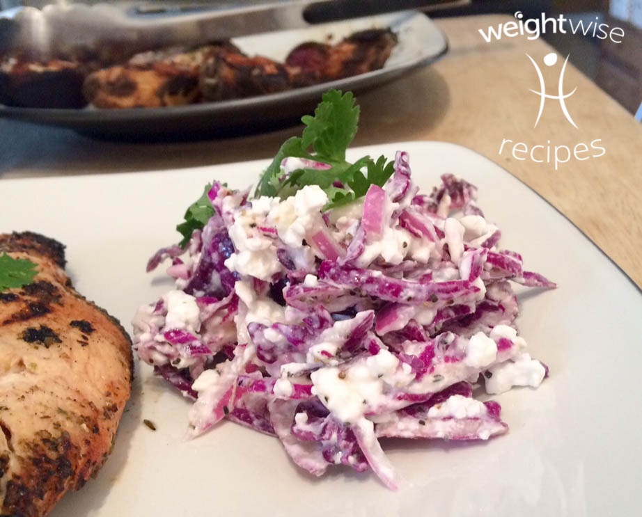 Cottage Cheese Slaw
