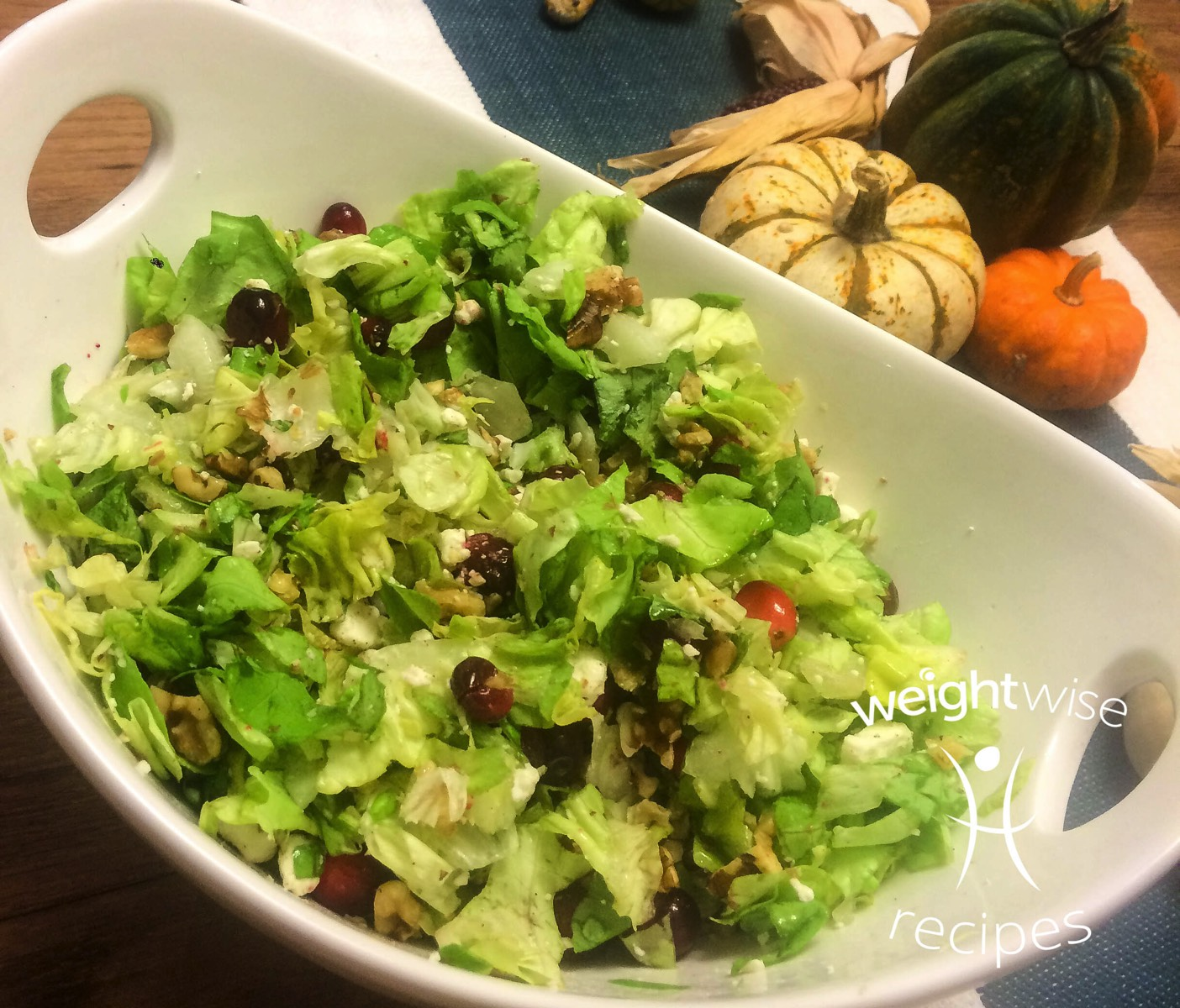Sauteed Cranberry Salad