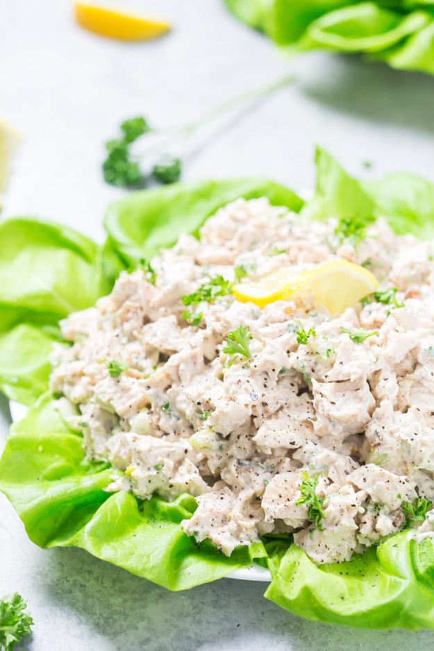 Traditional Chicken Salad