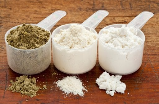Making sense of protein powders