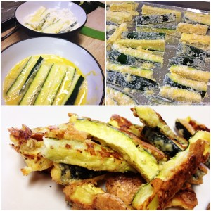 Zucchini Fries Recipe by WeightWise