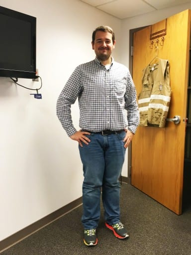 Chase has lost 270 pounds during his journey!