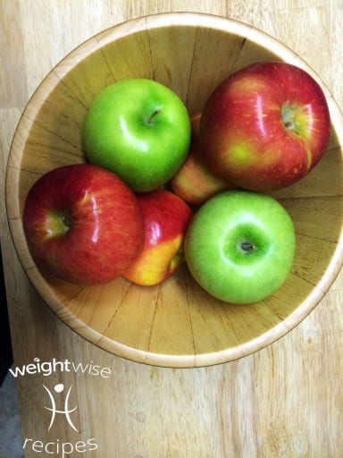 Red and Green Apples