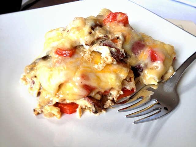 breakfast casserole
