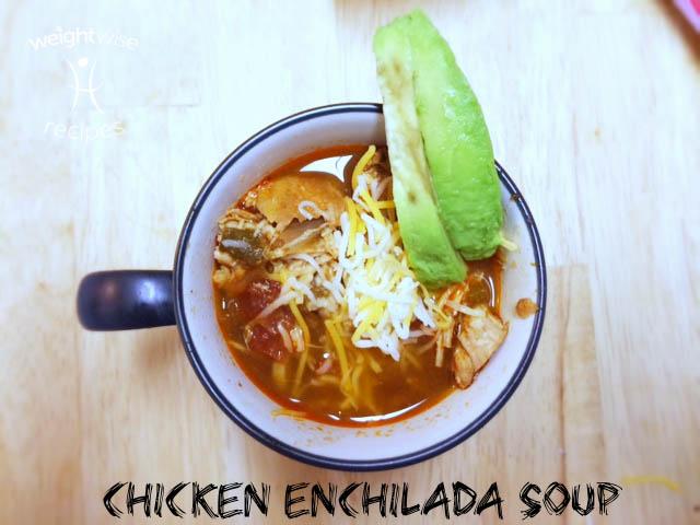 chicken enchilada soup-2