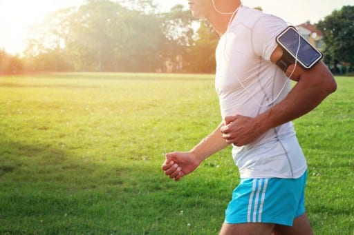 Listening to music can make exercise more enjoyable.