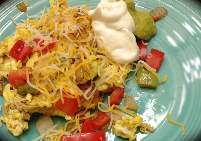 Quick and Easy Migas
