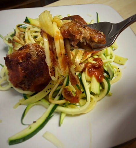 spaghetti and meatballs 2