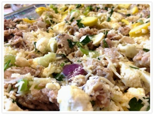 ... for the full recipe: Thanksgiving Menu- Sausage and Herb Stuffing