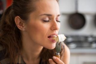 woman-tasting-cheese